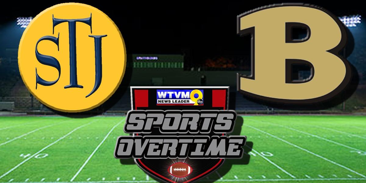 Sports Overtime: Week 9