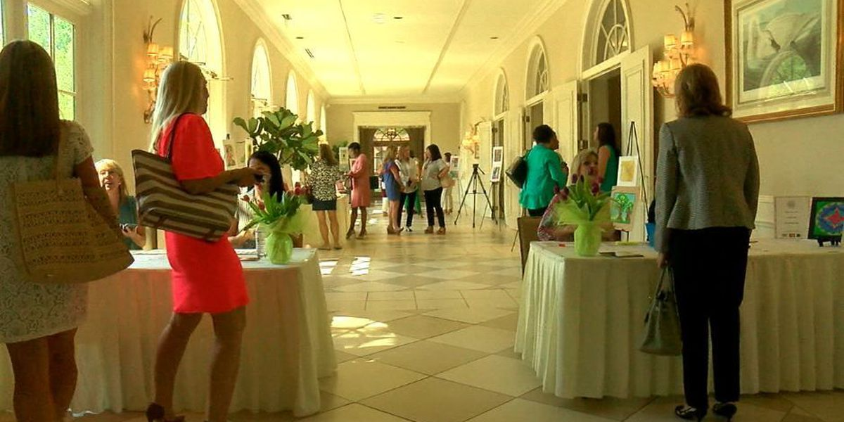 Women's Gathering Circle shares goals for Boys and Girls Club at luncheon