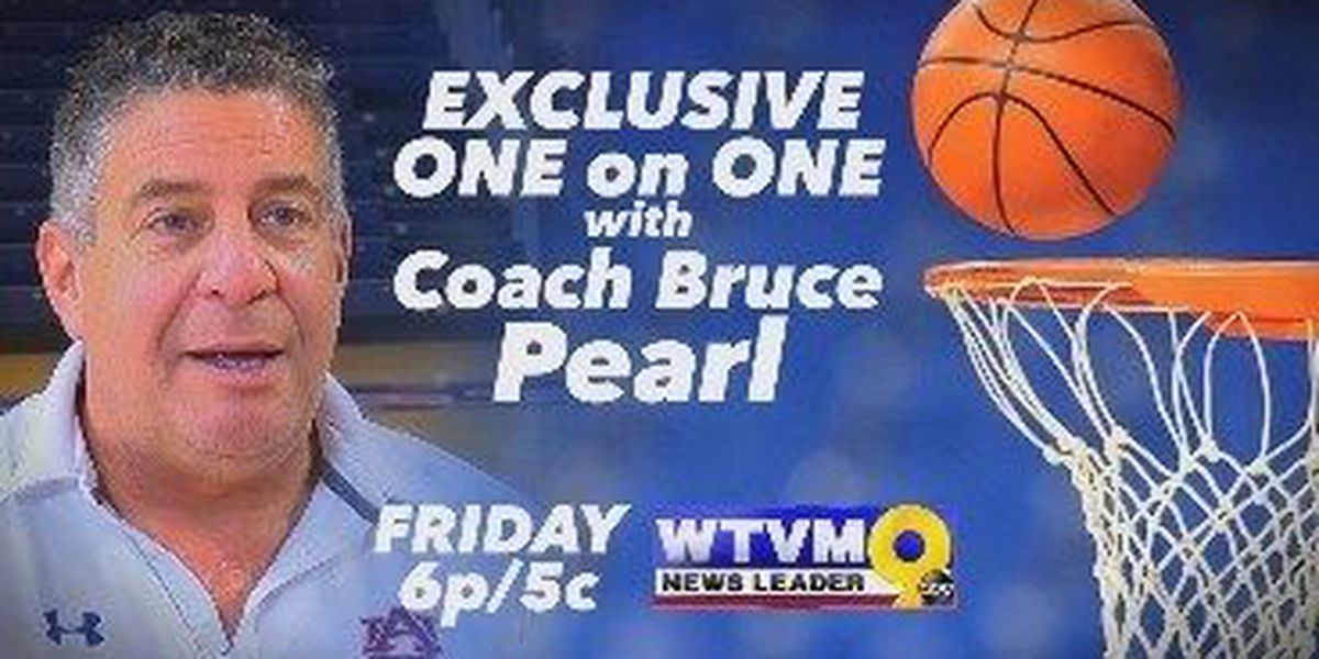 SPECIAL REPORT: Inside Auburn basketball with Coach Bruce Pearl