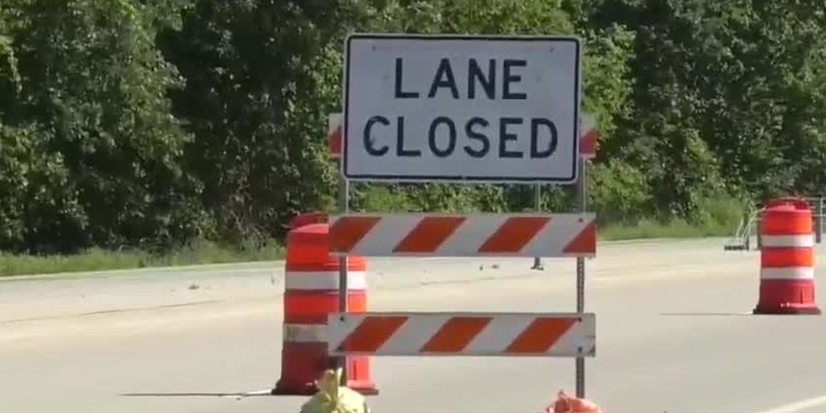 Westbound lane on Hwy. 280 in Salem to close on Tuesday