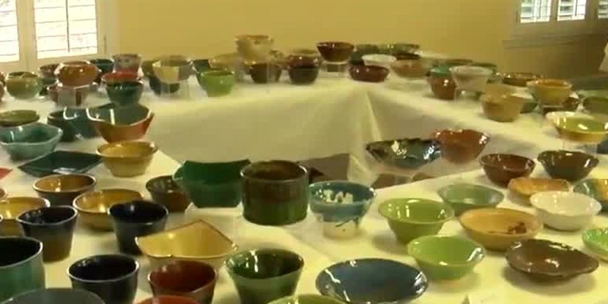 Auburn-Opelika hosts annual 'Empty Bowls' event