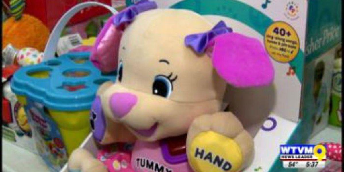 Auburn hosts toy drive for local children