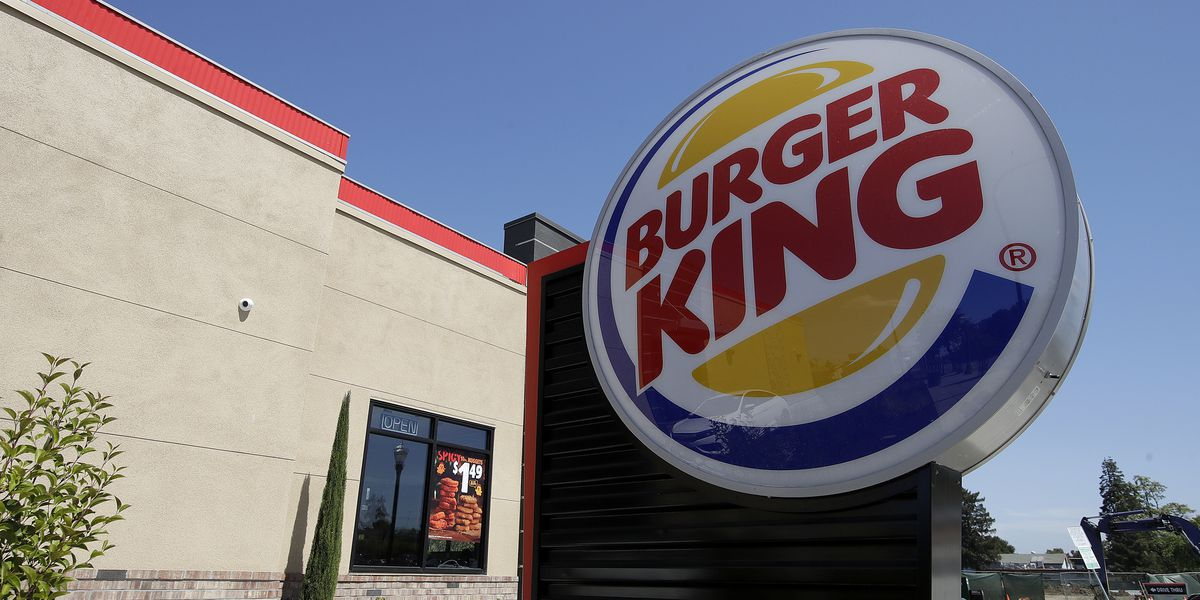Burger King addresses climate change by changing cows' diets, reducing cow farts