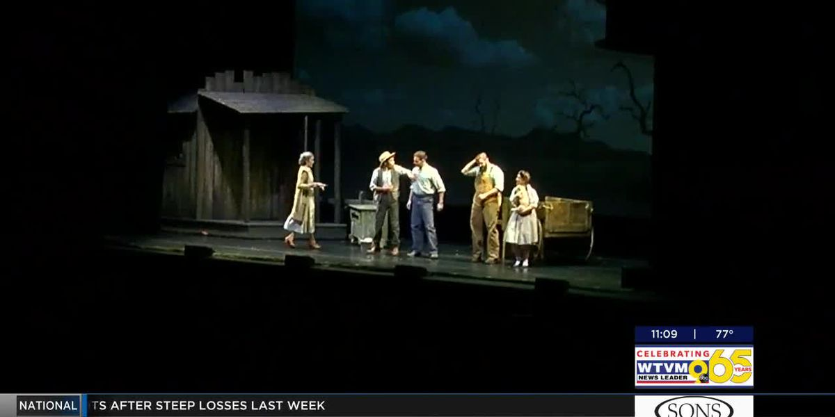 Wizard of Oz tour stops in Columbus for 2-night performance at the RiverCenter