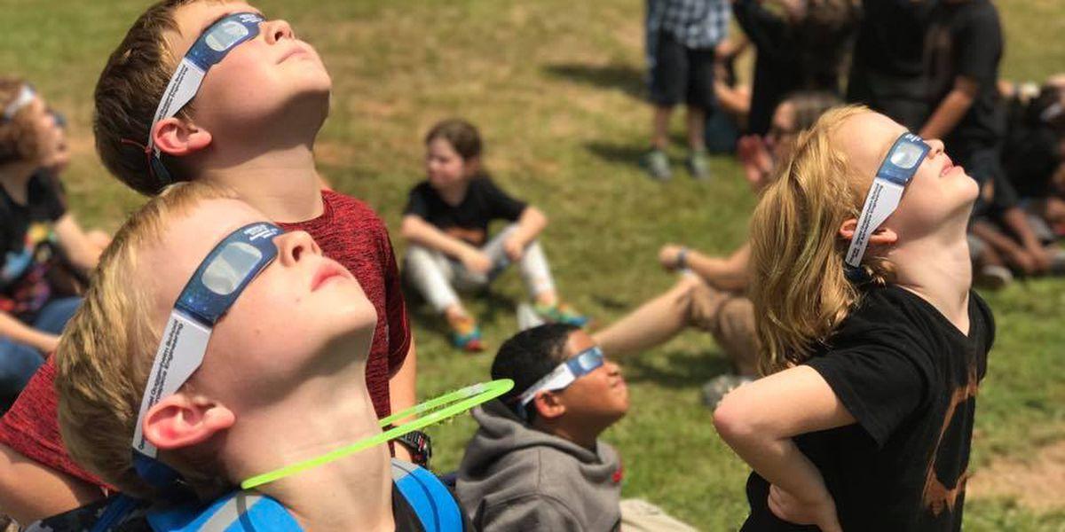 SLIDESHOW: Solar eclipse in the Chattahoochee Valley