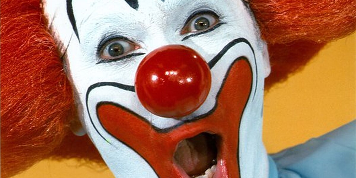TV personality known for playing Bozo the Clown dies at 89