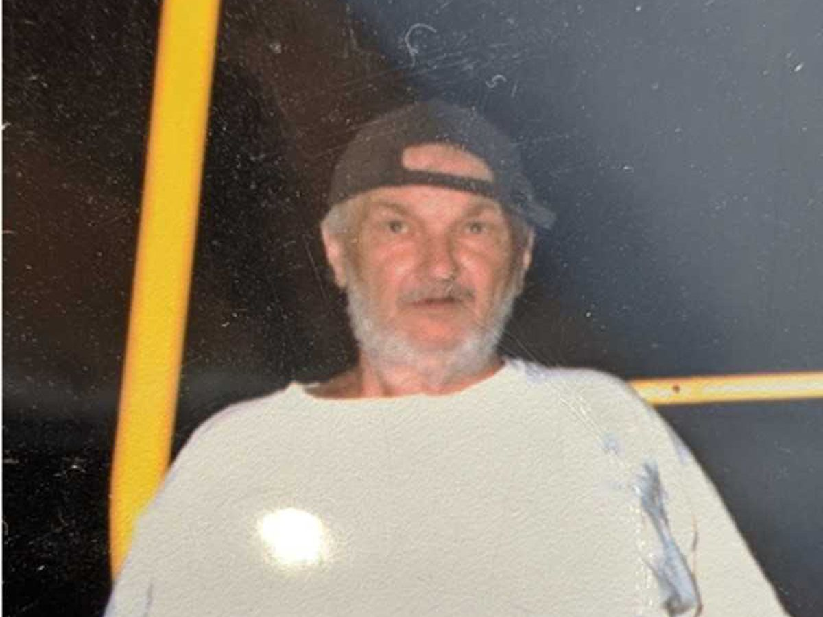 Hall County Sheriff's Office putting out Mattie's Call for missing 60-year-old disabled man