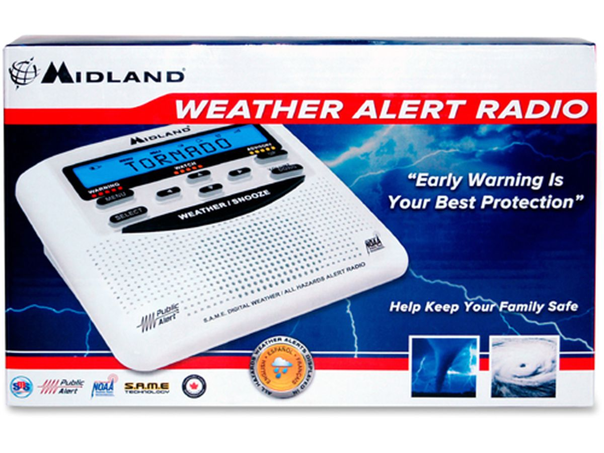 Weather Radio Wednesdays are back for 2019