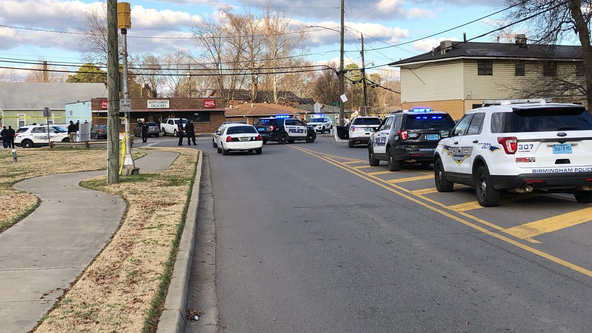 5-year-old shot and killed in B'ham during family dispute