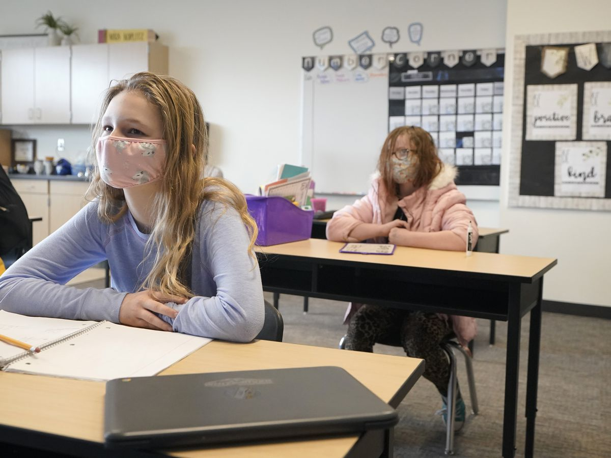 Will masks still be required inside Alabama schools after the health order is lifted?