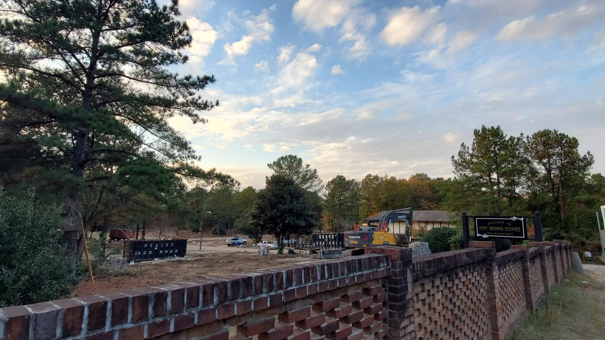 City of Columbus accused of defying federal order in Fort Benning Estates demolition
