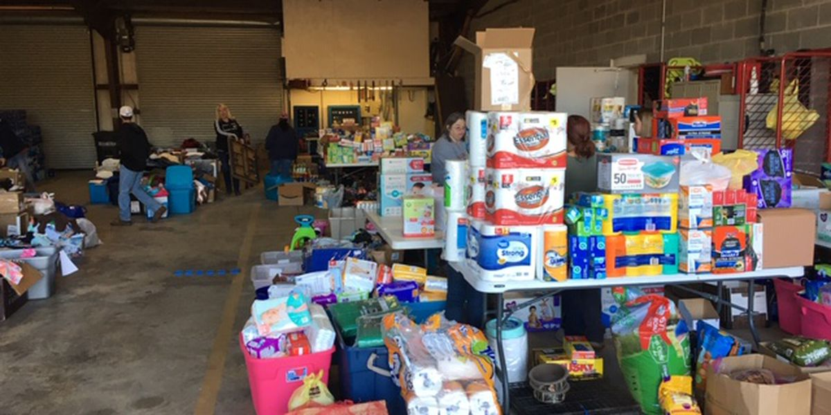 Smiths Station fire station needs volunteers to distribute items to tornado victims