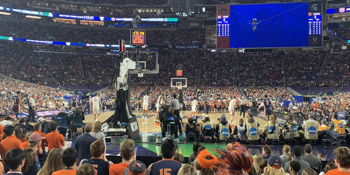 Auburn's historic season ends with Final Four loss to Virginia