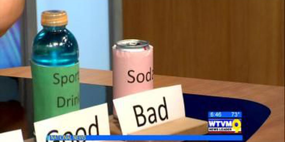 SEGMENT: Know what keeps you hydrated the best in summer heat