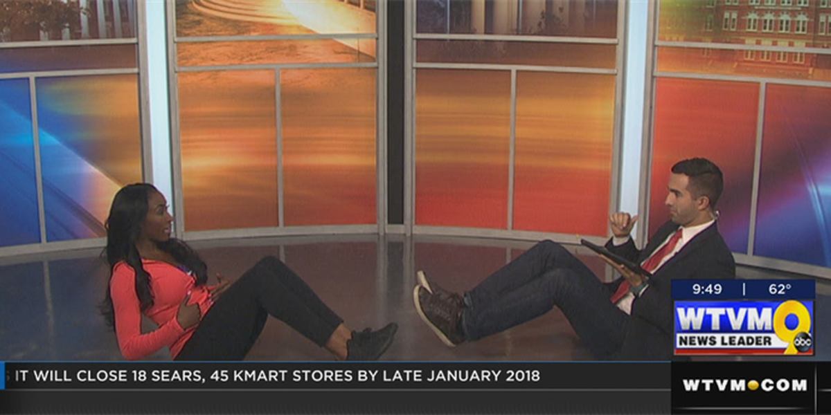 SEGMENT: Staying healthy during the holidays
