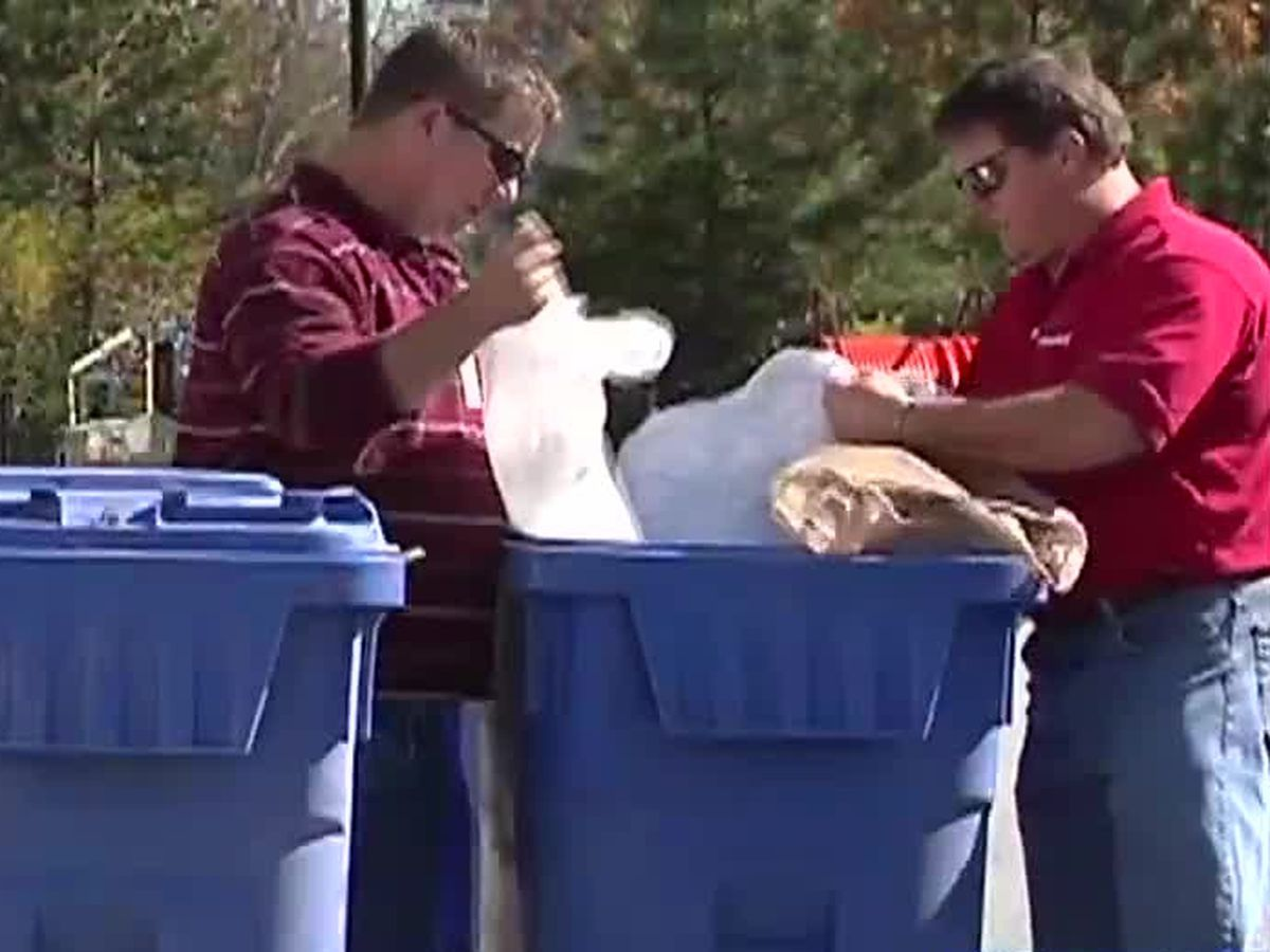 Keep Columbus Beautiful, Better Business Bureau holds annual shred event