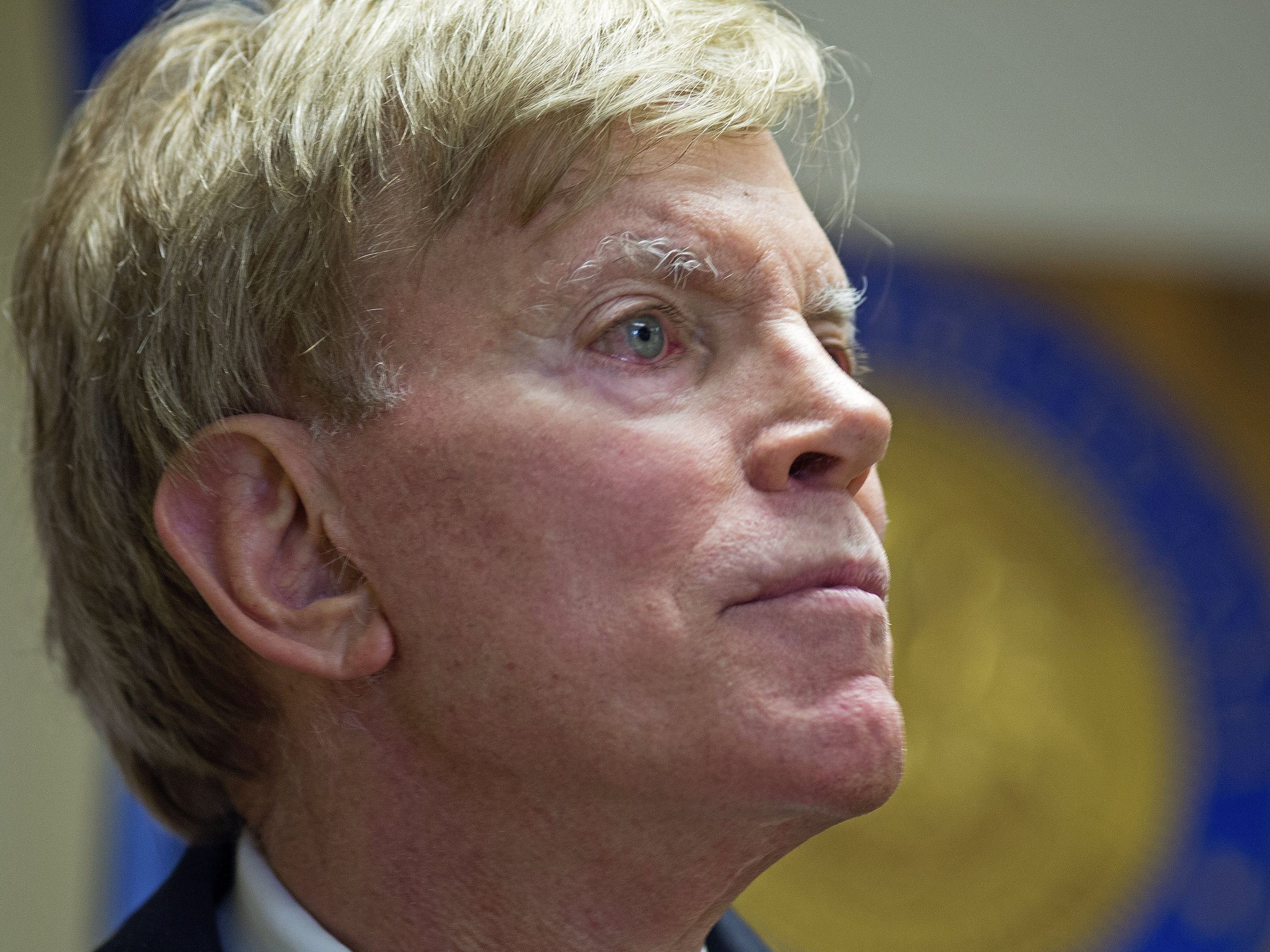 David Duke agrees to pay $5K to man hurt at Virginia rally