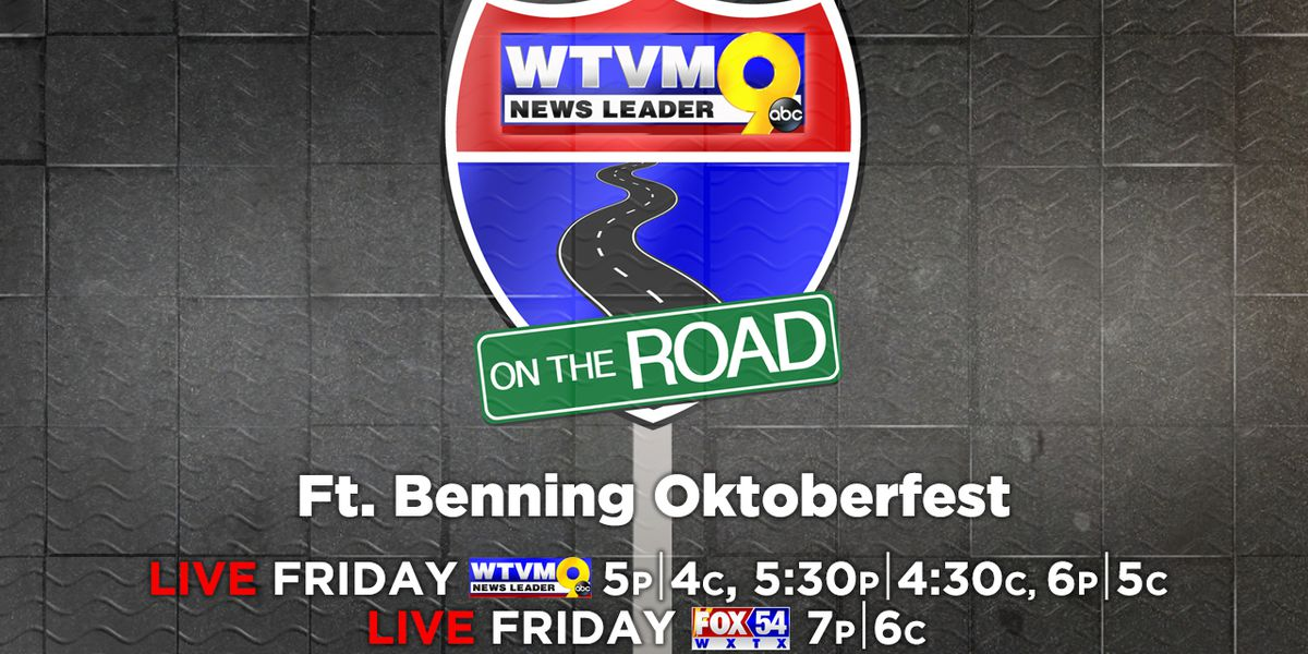 News Leader 9 on the Road: Oktoberfest comes to Fort Benning