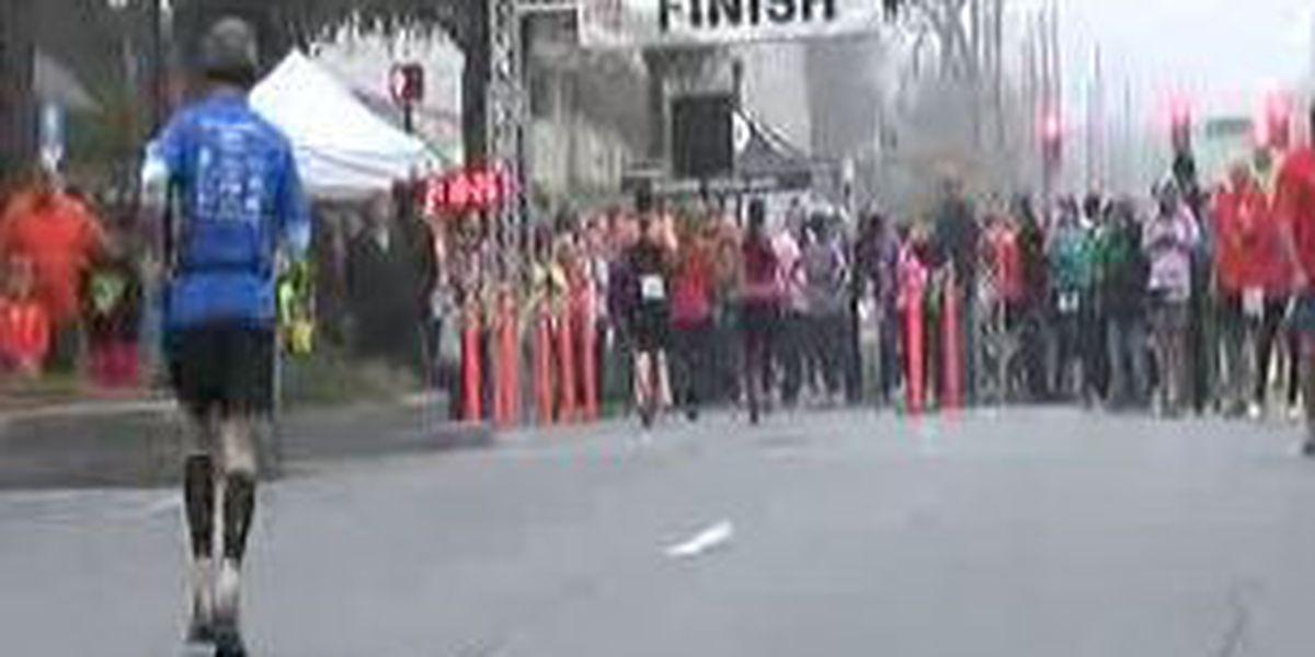 Big Dog running Company hosts 9th Annual Red Nose Marathon