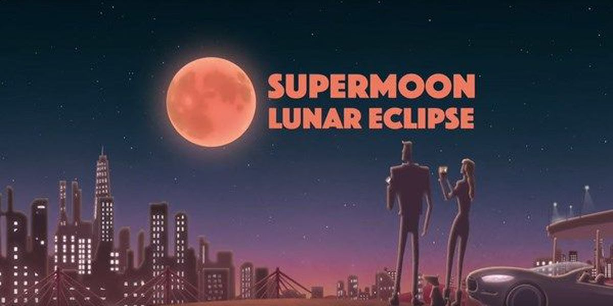 WATCH: NASA's live feed of the Supermoon lunar eclipse on Sept. 27