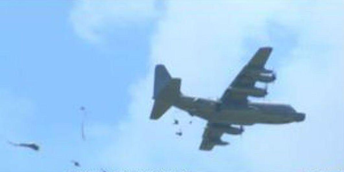 Ft. Benning holds airborne operation demonstration