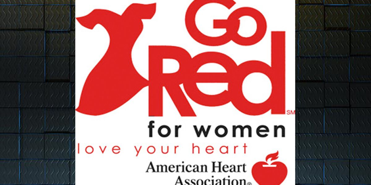 EAMC wears red to raise awareness for heart disease in women