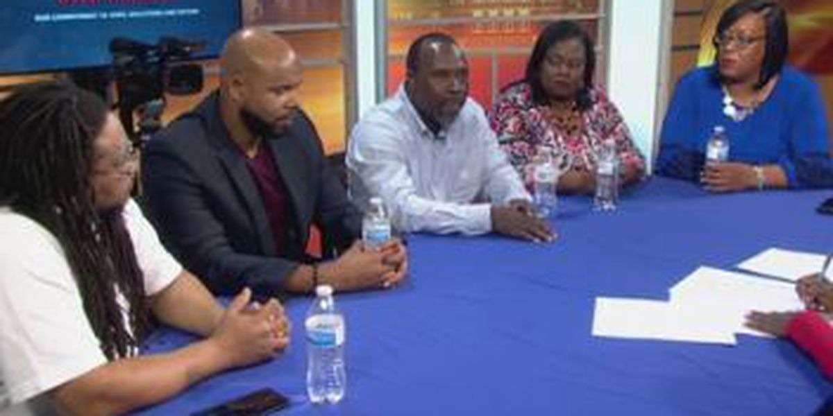 Victory over Violence: A roundtable discussion with Columbus community members on solutions to end violence