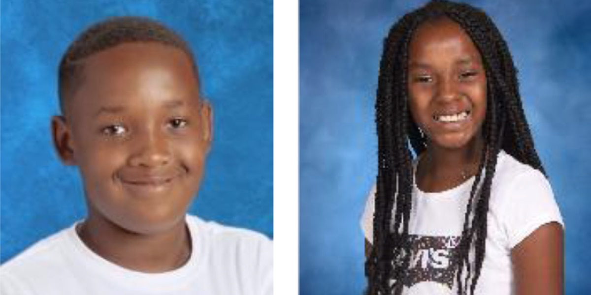 FOUND: Two children reported missing from Columbus gas station located