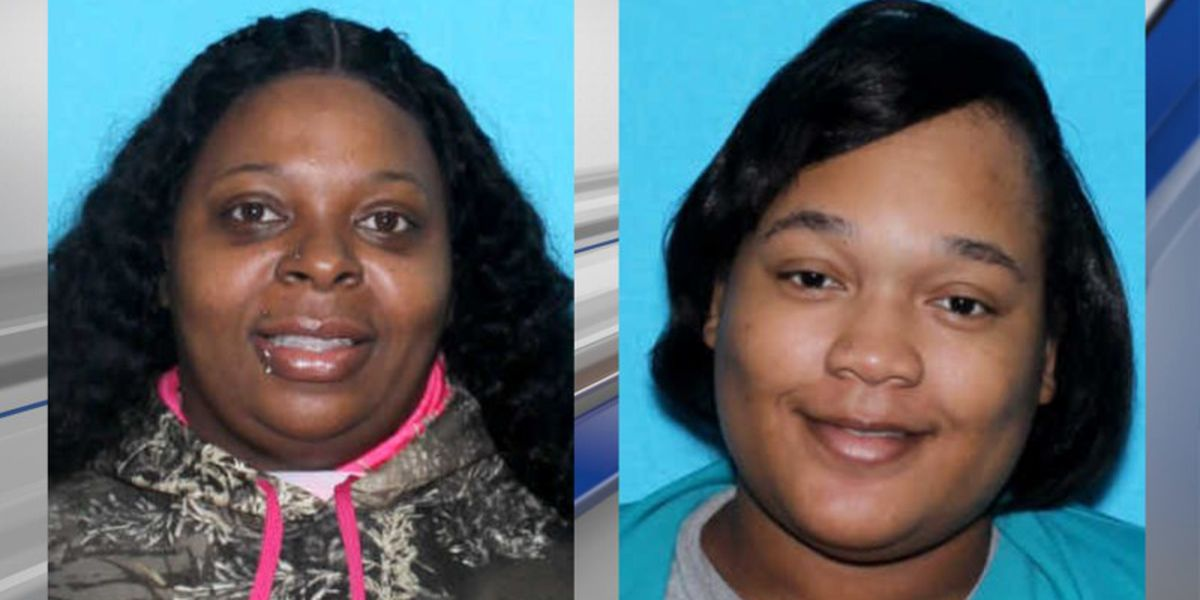 Women sought for attempted murder, robbery, kidnapping and more
