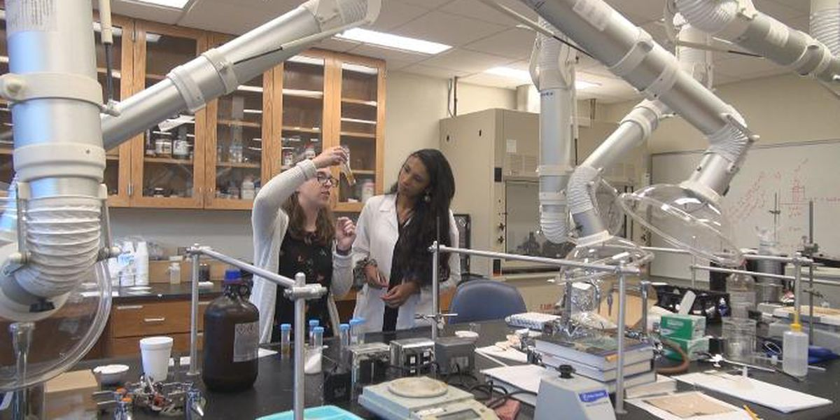 Valdosta State University researchers discover new way to treat tuberculosis