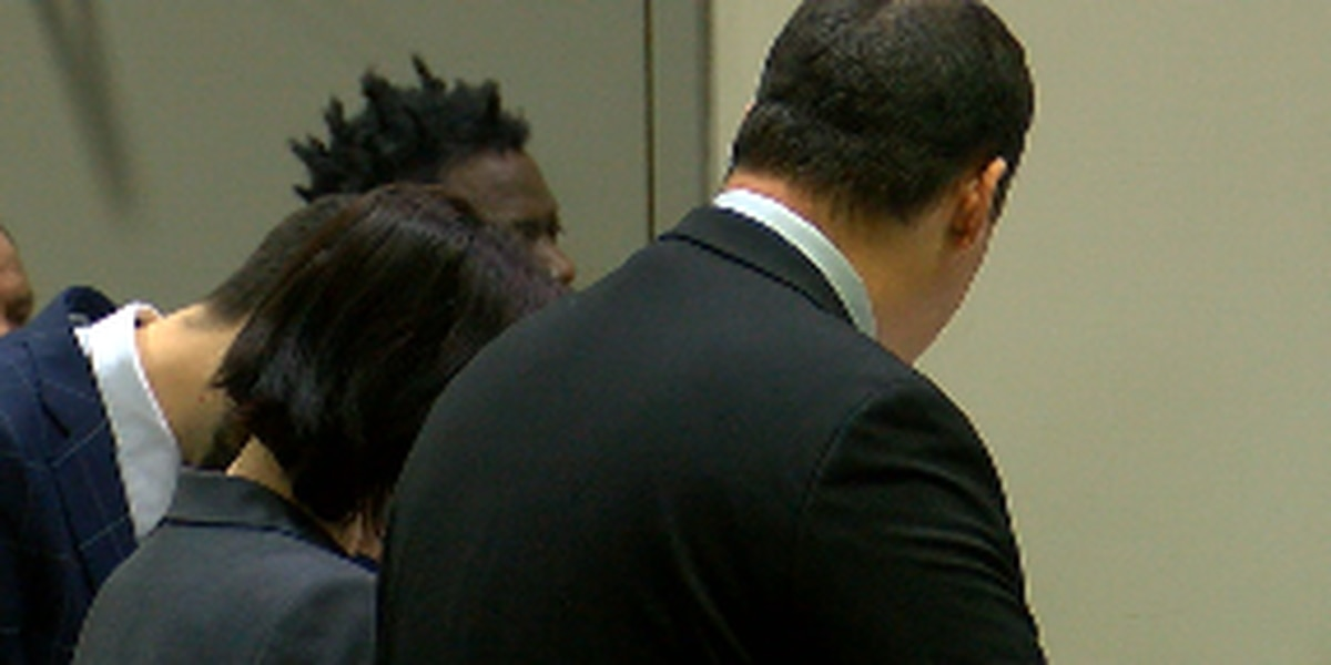 Thanksgiving Day murder suspect in Columbus pleads not guilty in Recorder's Court