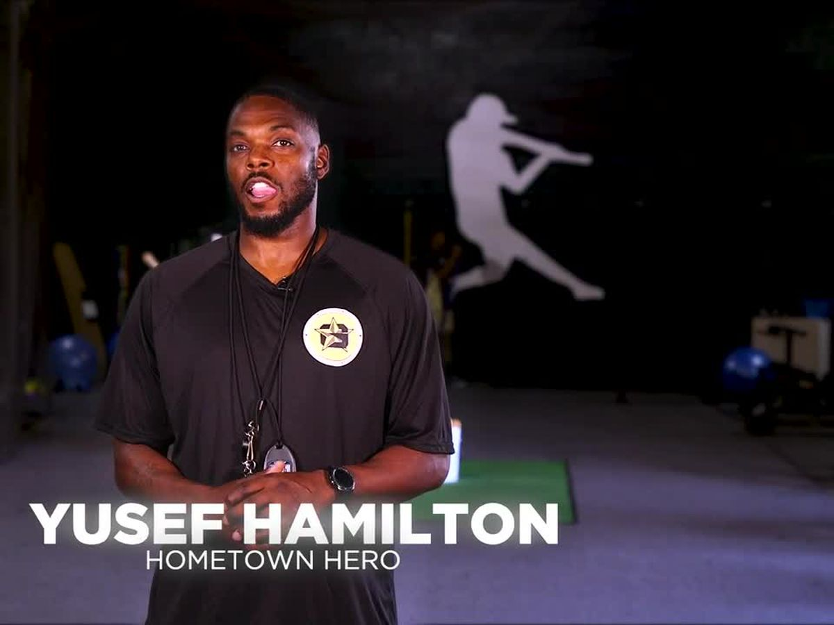 Hometown Hero - Yusuf Hamilton
