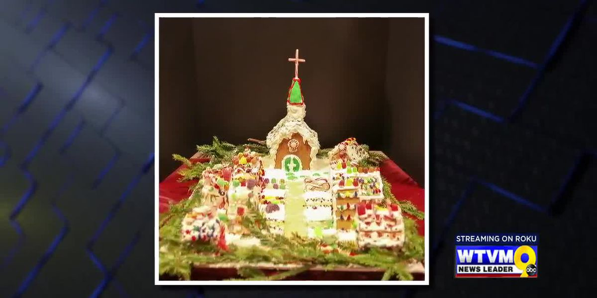 RiverCenter Gingerbread Village returns for the second year