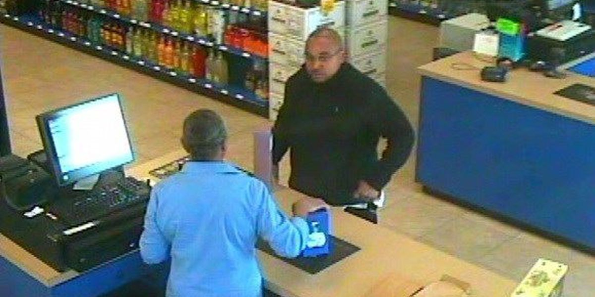 Opelika PD searching for credit card fraud suspect