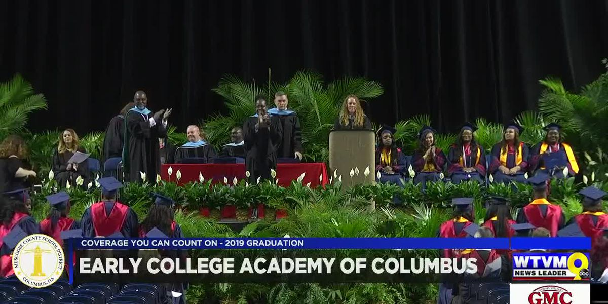Early College Academy of Columbus segment 2