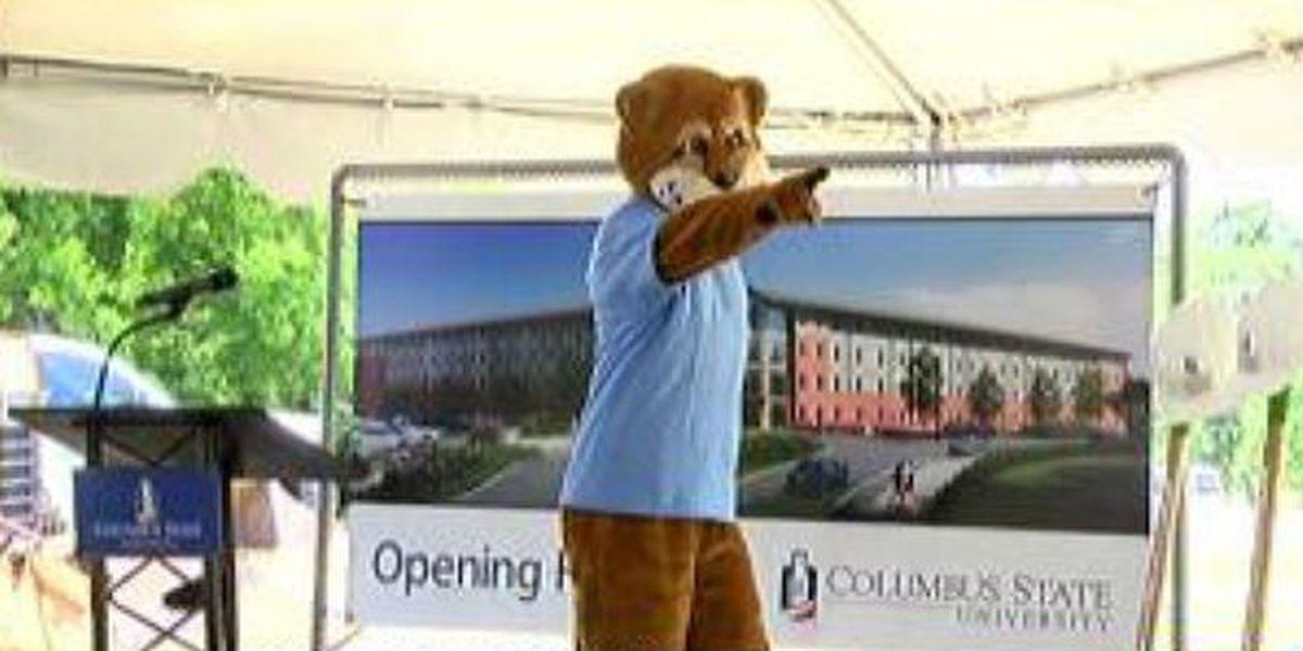 Groundbreaking ceremony held for new CSU dorm