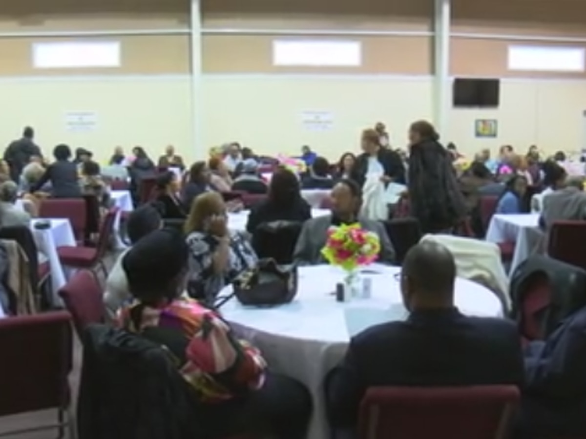 Secret Service agent, Lafayette native speaks at Martin Luther King Jr. Day breakfast