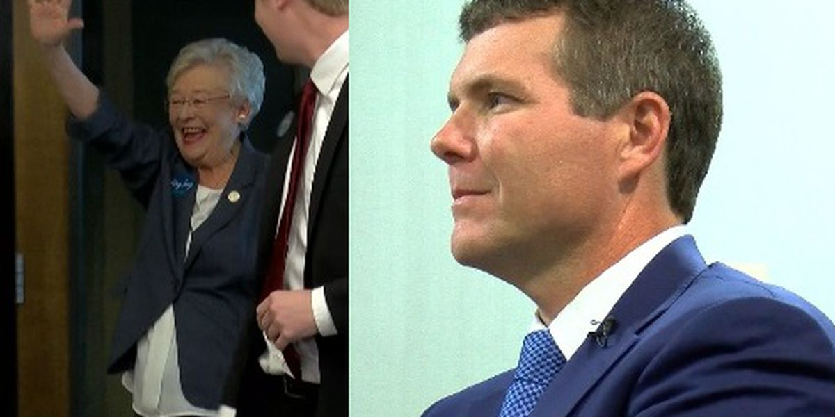 All eyes on Alabama governor's race as Ivey, Maddox share plans, platforms