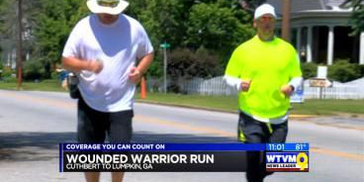 Triathletes want to inspire a new Wounded Warrior run in Georgia