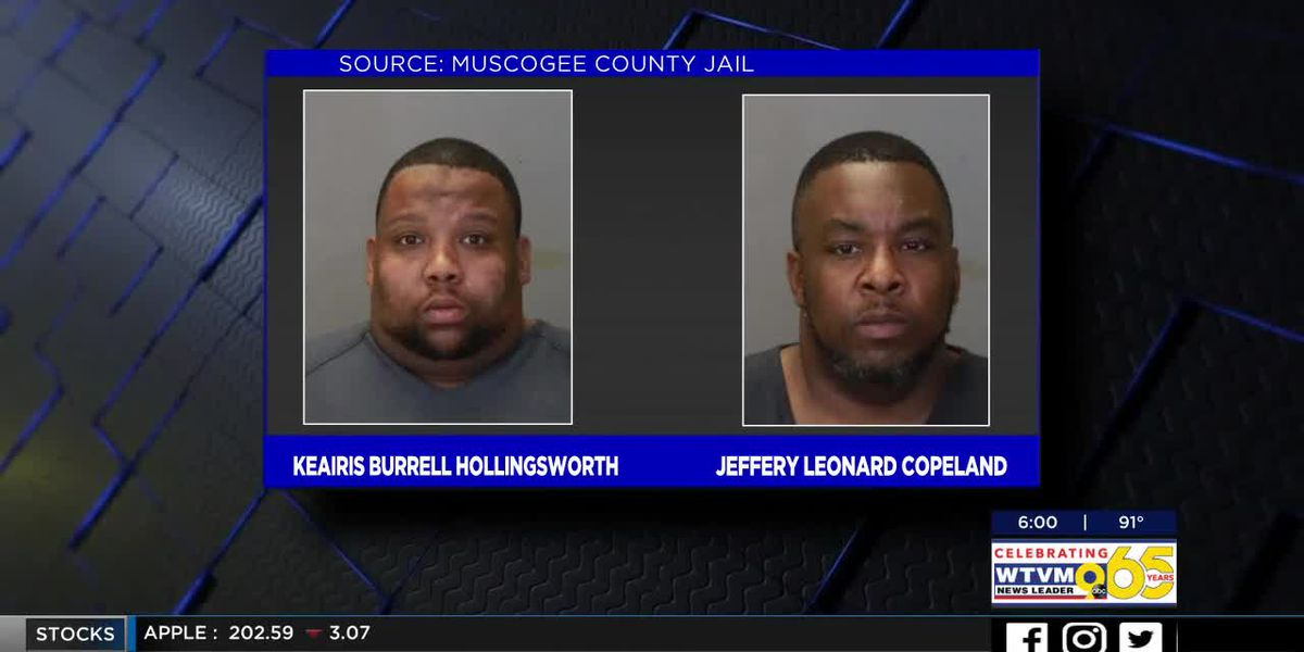 Two Columbus men arrested for Child Molestation, Sodomy