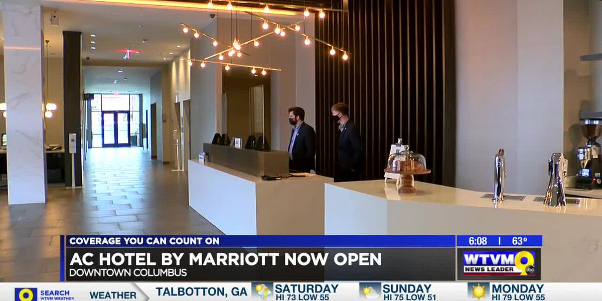AC Hotel by Marriott opens in downtown Columbus