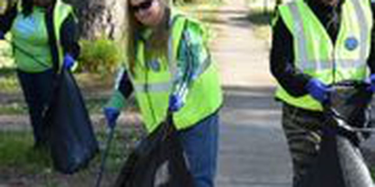 City of LaGrange shuts down for city employees to pick up litter in the community