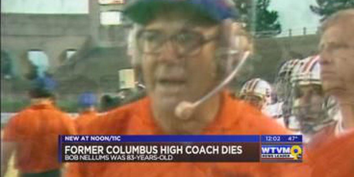 Former Columbus coach, educator Bob Nellums dead at 83