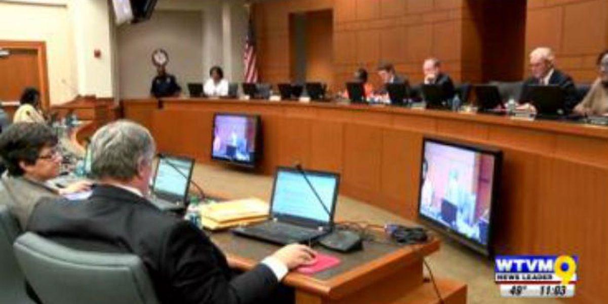 Muscogee board member questions ironic school punishment