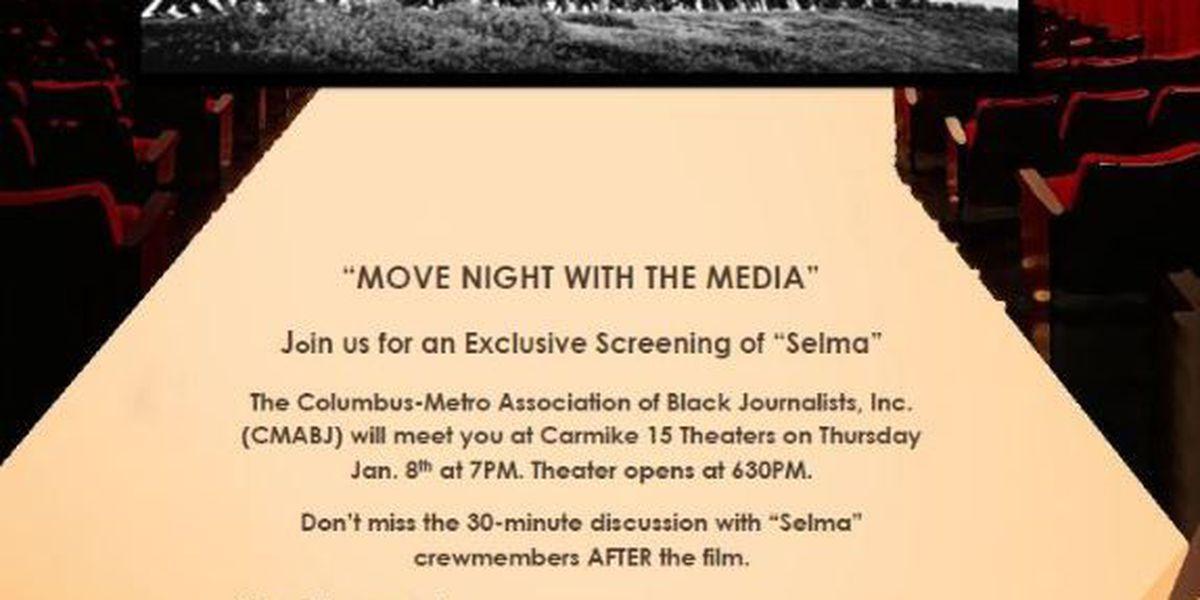 CMABJ invites the public to exclusive screening of 'Selma'