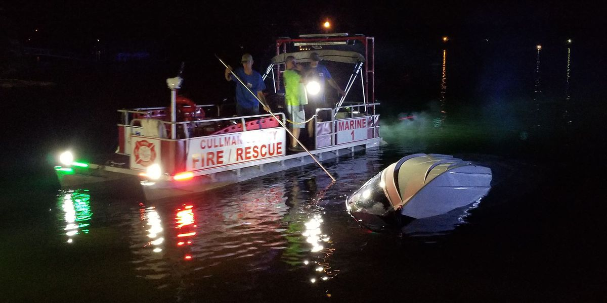 Authorities ID woman missing after Smith Lake boat crash; operator of the Mastercraft arrested