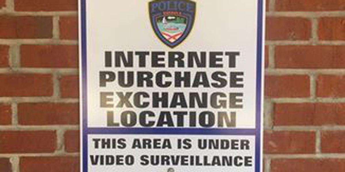 Eufaula Police Dept. creates safe Internet Purchase Exchange location