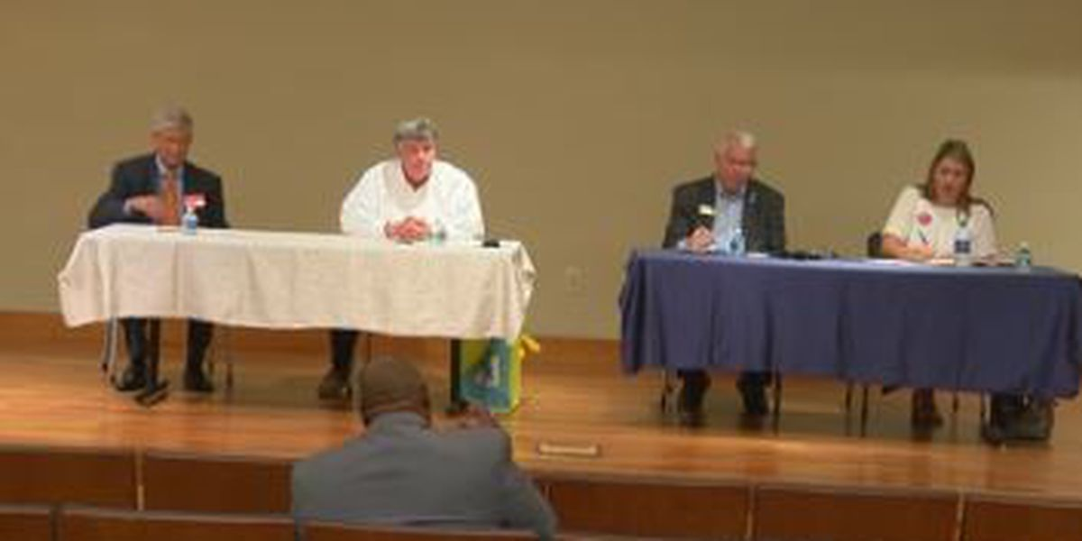 Organization hosts forum for candidates running in Muscogee County run-off elections