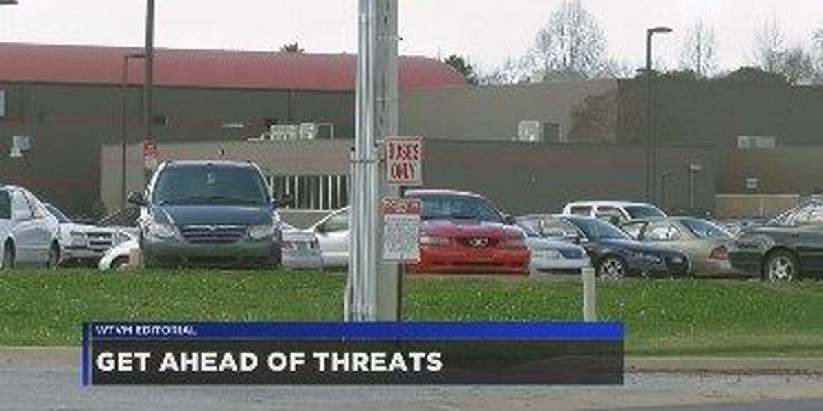 WTVM Editorial: 2/27/18: Get ahead of threats
