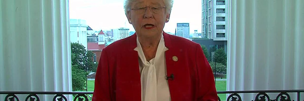 Gov. Ivey's Fourth of July Message